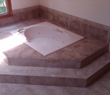 Bathroom Tile Tub Installation Maryland